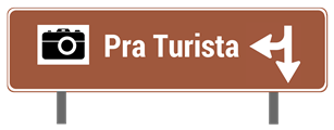Página Inicial | Pra Turista